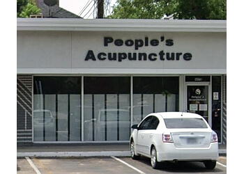 Houston acupuncture People's Acupuncture Tx