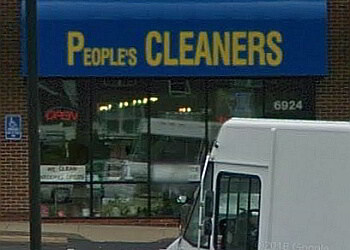 St Louis dry cleaner People's Cleaners