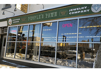 Springfield pawn shop People's Pawn and Jewelry Co