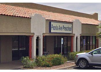 Peoria preschool Peoria Avenue Preschool