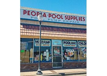 Peoria pool service Peoria Electric Motor & Pool Service, Inc