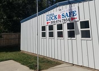 Peoria locksmith Peoria Lock & Safe Inc