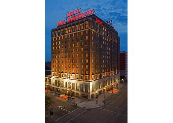 Peoria hotel Peoria Marriott Pere Marquette