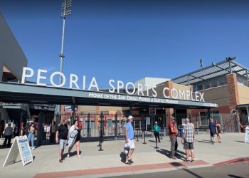 Peoria places to see Peoria Sports Complex