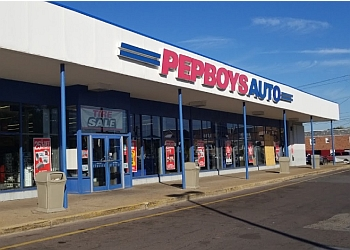 Philadelphia auto parts store Pep Boys