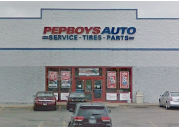 Cincinnati auto parts store Pep Boys Auto Parts