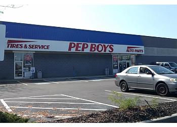 Columbus auto parts store Pep Boys Auto Parts