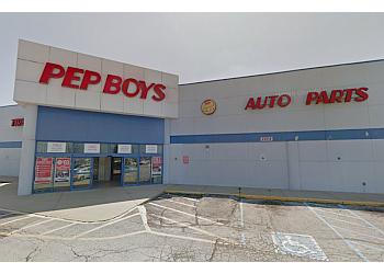 Indianapolis auto parts store Pep Boys Auto Parts