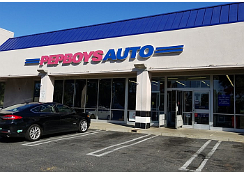 Irvine auto parts store Pep Boys Auto Parts