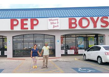 Laredo auto parts store Pep Boys Auto Parts
