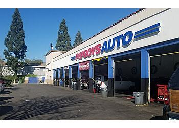 Long Beach auto parts store Pep Boys Auto Parts