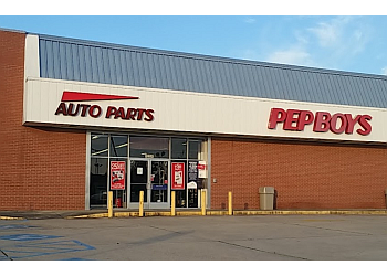 New Orleans auto parts store Pep Boys Auto Parts
