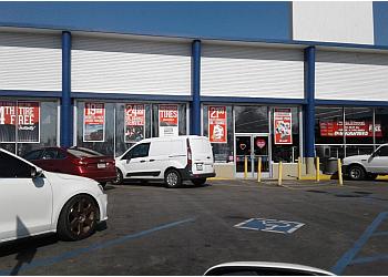 Oxnard auto parts store Pep Boys Auto Parts