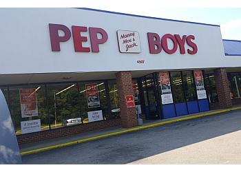 Richmond auto parts store Pep Boys Auto Parts