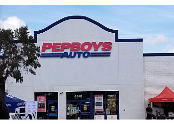 San Diego auto parts store Pep Boys Auto Parts