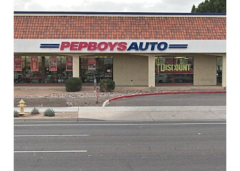 Scottsdale auto parts store Pep Boys Auto Parts