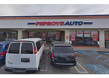 North Las Vegas auto parts store Pep Boys Auto Parts & Service