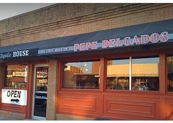Norman Mexican Restaurant Pepe Delgados