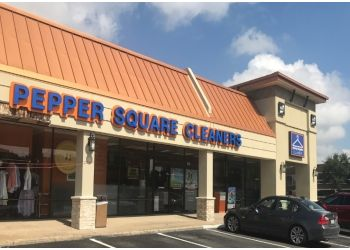 Dallas dry cleaner Pepper Square Cleaners