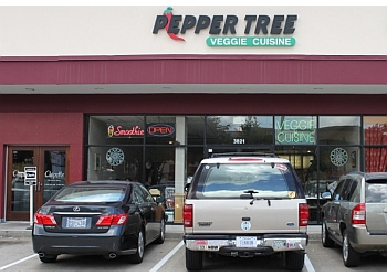 Houston vegetarian restaurant Pepper Tree