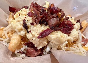 Huntsville food truck Peppered Pig
