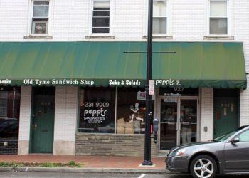 Pittsburgh sandwich shop Peppi's