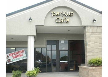 Des Moines cafe PerKup Cafe