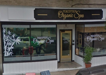 Richmond spa Perception Organic Spa