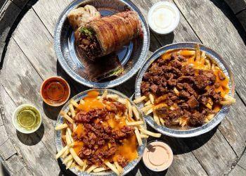 Tucson food truck Percheron Mexican Grill