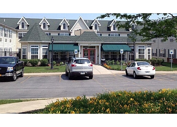 Buffalo assisted living facility Peregrine's Senior Living