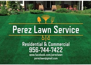 Laredo lawn care service Perez Lawn Service