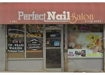 Yonkers nail salon Perfect Nails