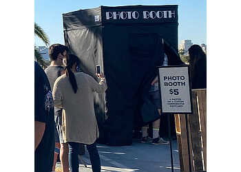 Sacramento photo booth company Perfect Pixel Photo Booth