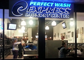 Huntington Beach dry cleaner Perfect Wash - Express Laundry Center