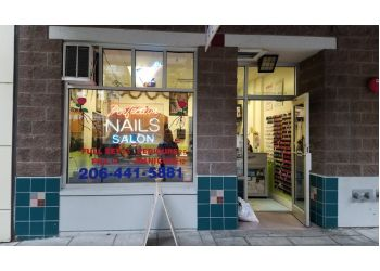 Seattle nail salon Perfection Nails Salon