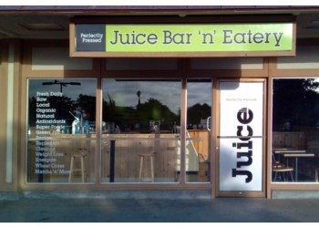 Salinas juice bar Perfectly Pressed Juice