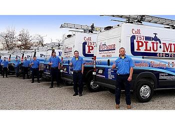 Norfolk plumber Performance Plumbing Inc.