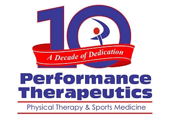 McAllen physical therapist Performance Therapeutics