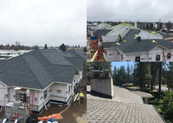 3 Best Roofing Contractors In Spokane Wa Threebestrated