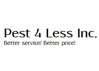 Norman pest control company Pest 4 Less Inc.