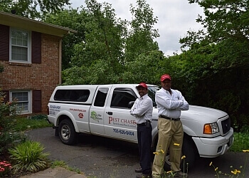 Alexandria pest control company Pest Chase Termites and Pest Control, Inc.