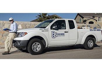 El Paso pest control company Pest Defense Solutions
