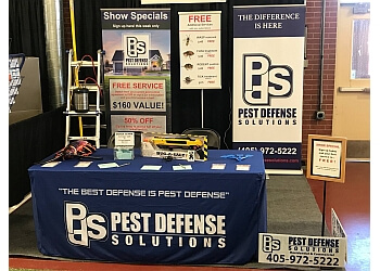 Oklahoma City pest control company Pest Defense Solutions