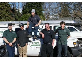 Seattle pest control company Pest Fighter