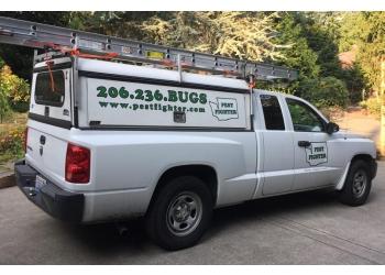 Seattle pest control company Pest Fighter LLC