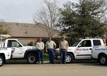 Visalia pest control company PestMan Pest Control