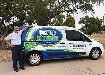 Tempe pest control company Pest'R Us Exterminating