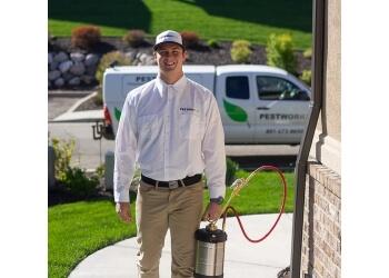 Olathe pest control company Pestworkx