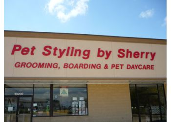 Houston pet grooming Pet Styling by Sherry, Inc.
