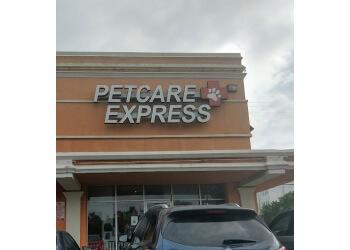 Houston veterinary clinic Petcare Express